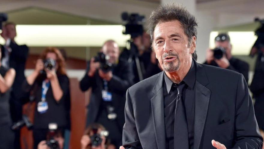 Al Pacino se pone a las órdenes de Tarantino