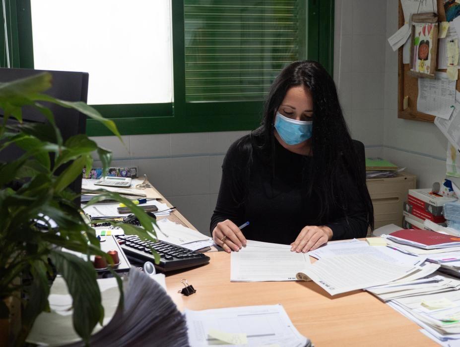 Cristina Mayans, Coordinadora del Área de Bienestar Social del Consell de Formentera