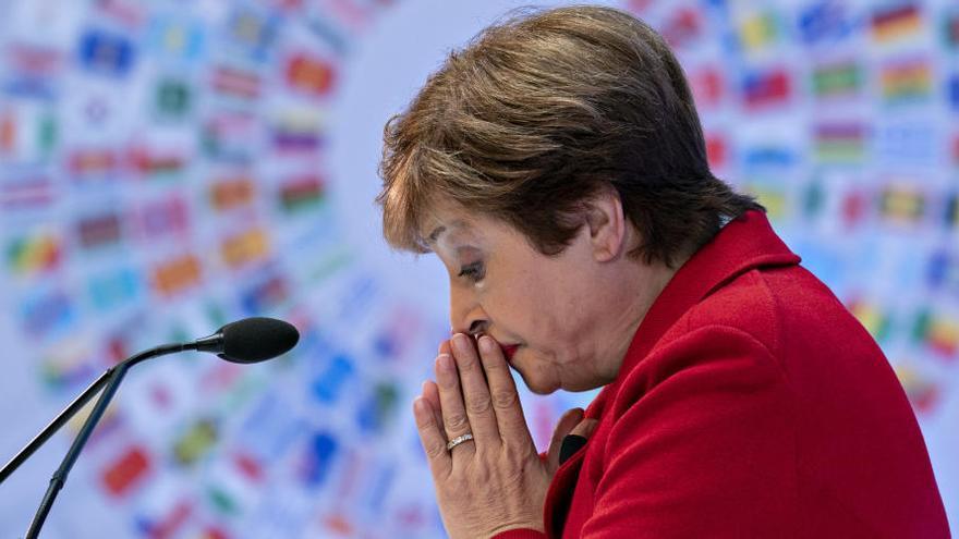 L'FMI alerta d'una desacceleració «en gairebé el 90% del món»