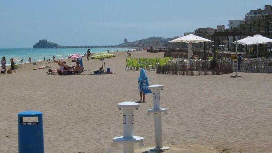 Muere ahogada en Benicarló una mujer de 74 años en la playa de la Caracola