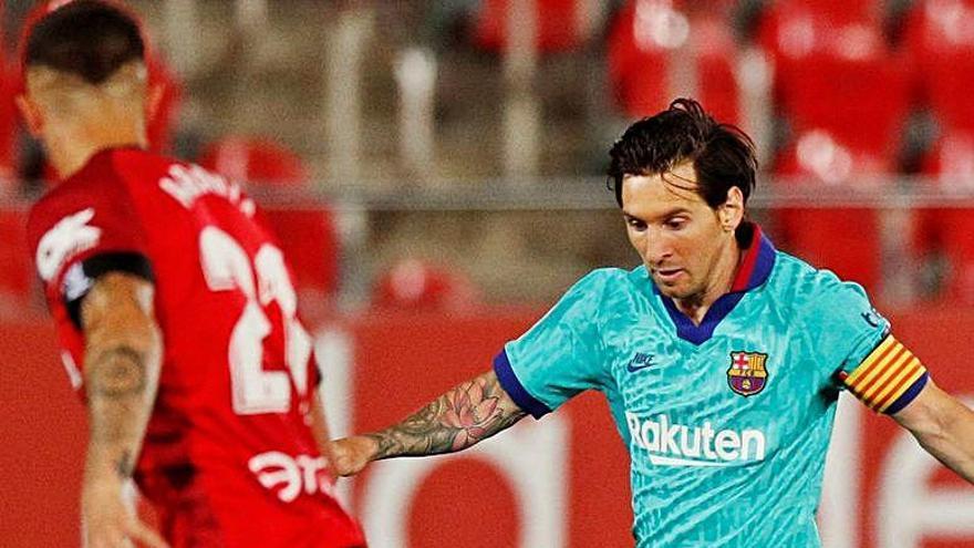 El Barça rep el Leganés al Camp Nou, on no es jugava des del 7 de març passat