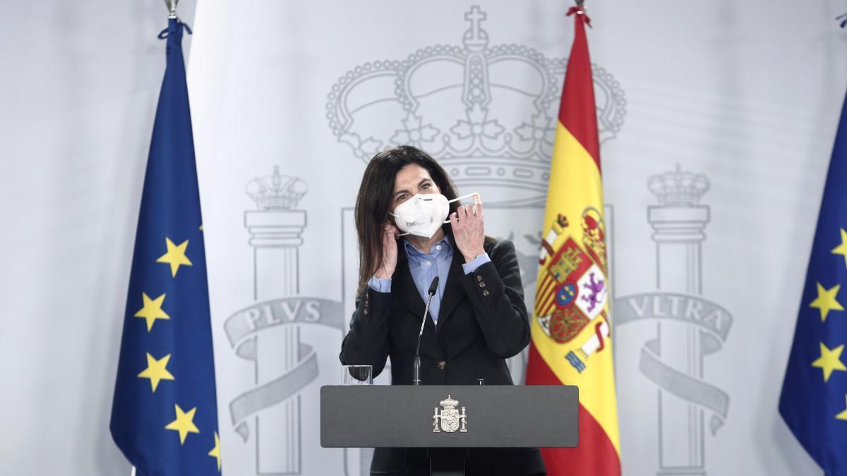 La directora del Instituto de Salud Carlos III, Raquel Yotti.