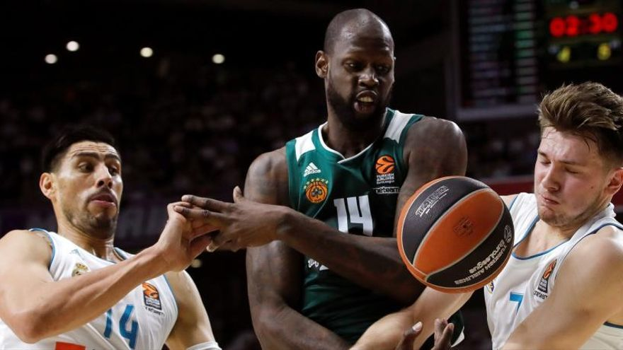El Real Madrid, a la Final Four tras liquidar al Panathinaikos