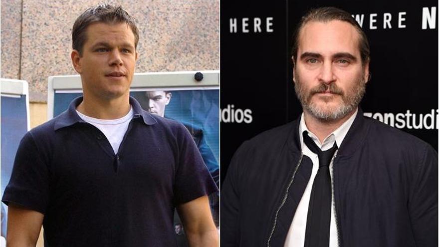 Encuesta: ¿Cómo hubiese sido 'Brokeback Mountain' protagonizada por Matt Damon y Joaquin Phoenix?