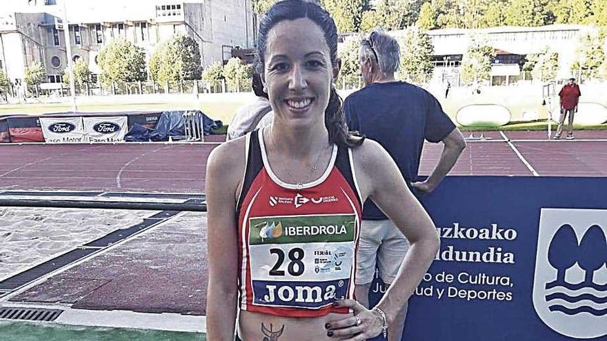 Atteneri Tur bate el récord balear de los 3.000 metros en San Sebastián