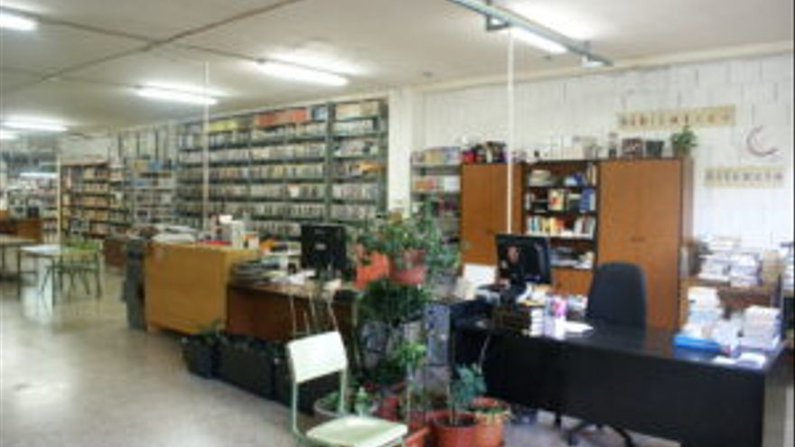 Biblioteca Municipal de Híjar