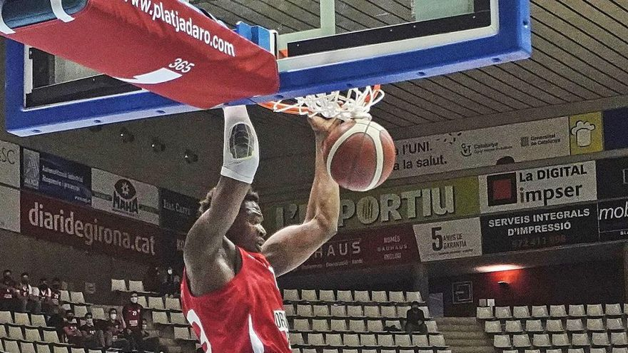 El Bàsquet Girona necessita tallar la ratxa de tres derrotes