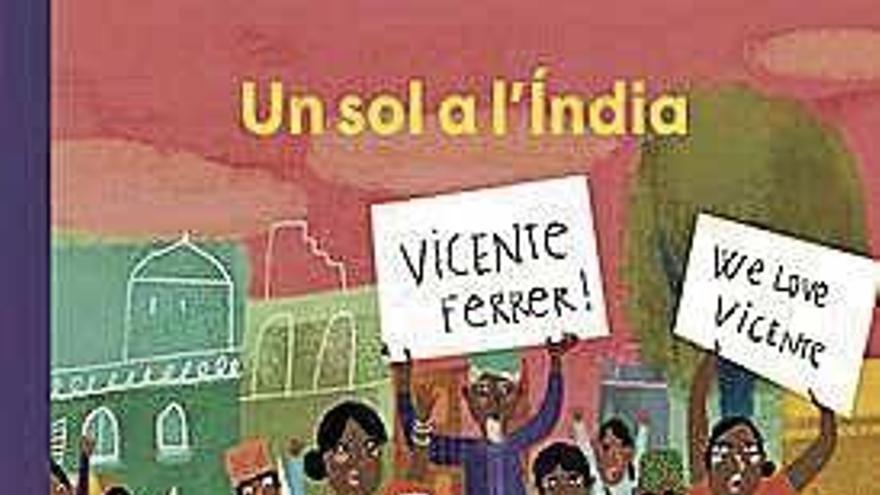 Un sol a l'Índia, de Vicente Ferrer