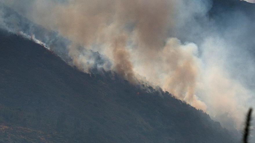 Un propietario de unas fincas en Ponga, acusado de incendio imprudente por quemar matorral