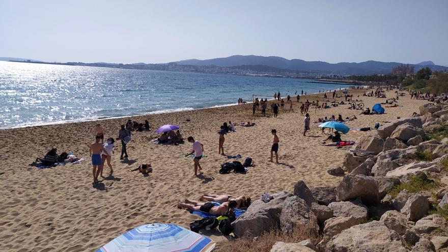 Este martes, cielos poco nubosos y descenso de las temperaturas en Mallorca