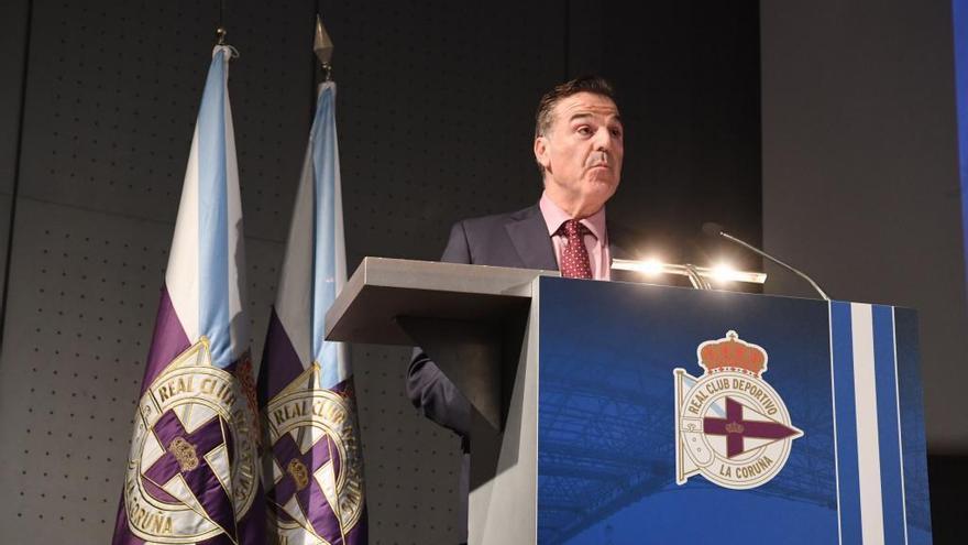 """El Dépor sostiene que las afirmaciones de Otero """"carecen del más mínimo rigor técnico"""""""