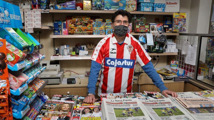 La nueva vida de Joaquín Villa: Origen y final de las noticias del Sporting