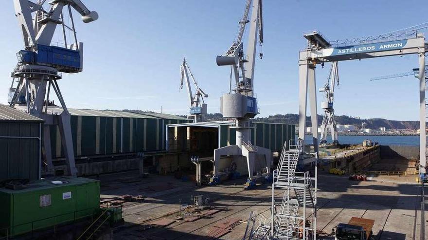 Armón contrata un buque factoría para un armador de Islandia