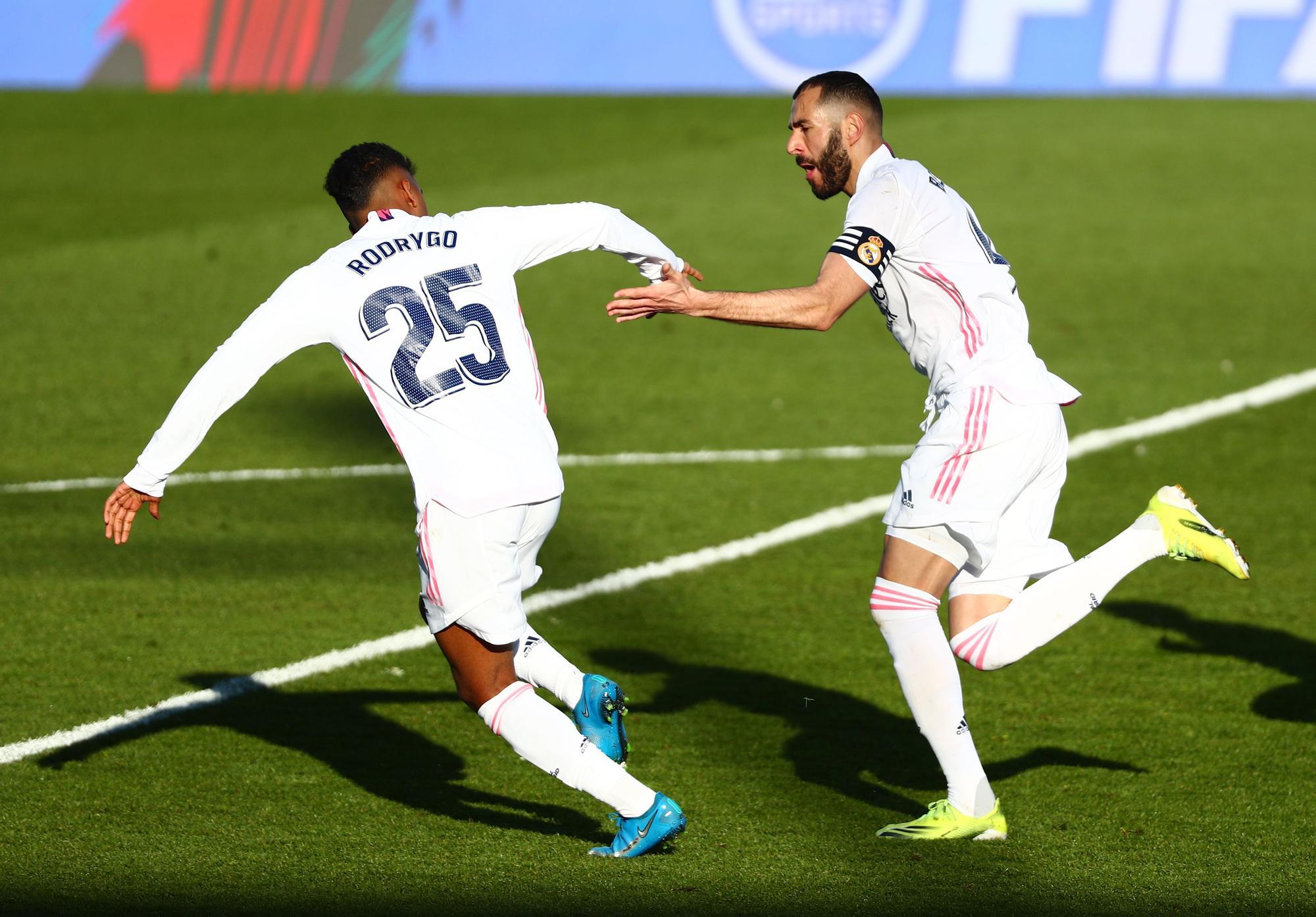 Fútbol | LaLiga Santander: Real Madrid - Elche