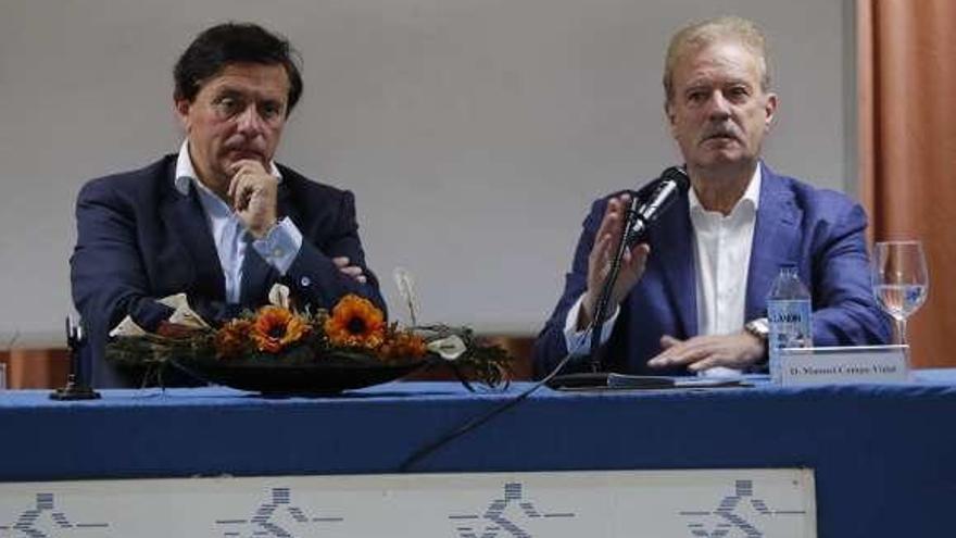 Campo Vidal habla sobre el desafío electoral en Vigo