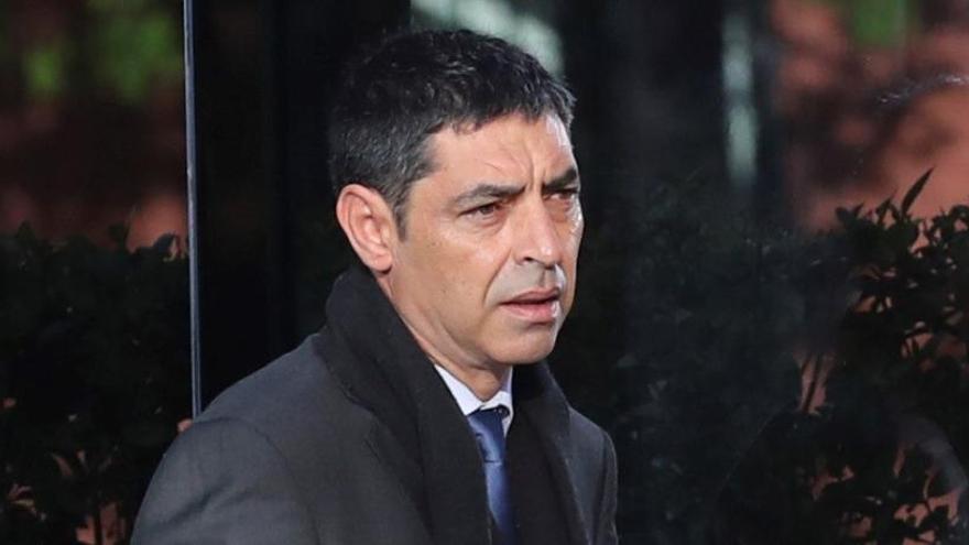 El fiscal pide más tiempo para acusar a Trapero tras abrir la Audiencia Nacional juicio oral