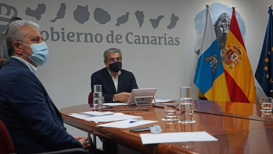 Canarias pide que los fondos europeos de recuperación puedan ejecutarse hasta 2026