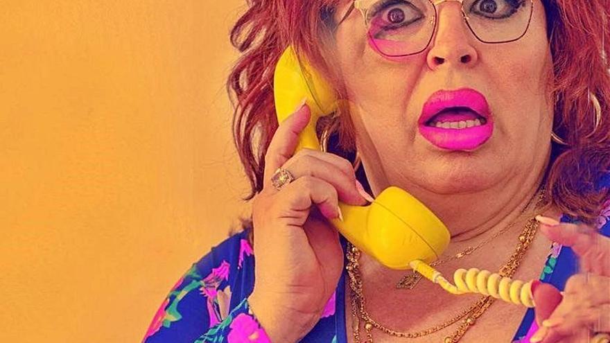 'Orgullosament Inca' invita a Valeria Vegas y a Paca la Piraña