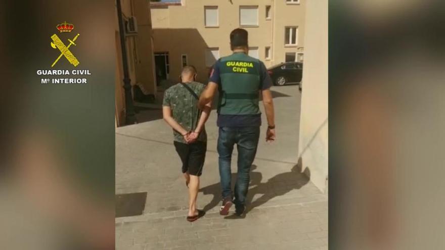 Dos arrestados por alquilar una vivienda que ya estaba habitada en Lorca