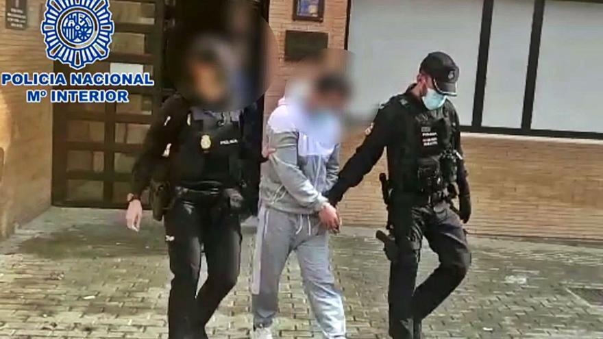 Detenidos dos fruteros por apuñalar a un cliente en Alicante