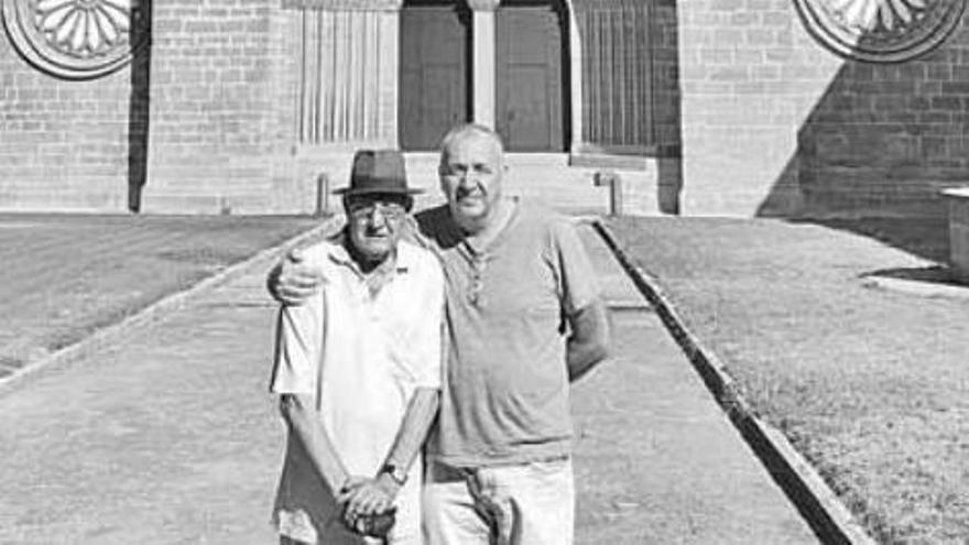 Mi Benidorm del Norte: Monasterio de la Oliva