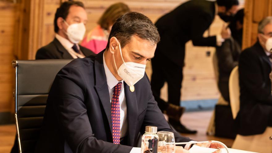 Sánchez pedirá redoblar los compromisos climáticos en la cumbre convocada por Biden