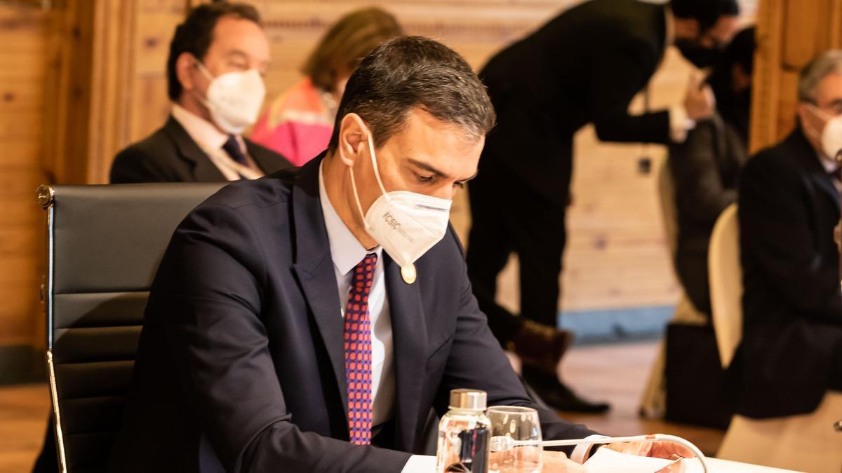 Pedro Sánchez, este miércoles en Andorra