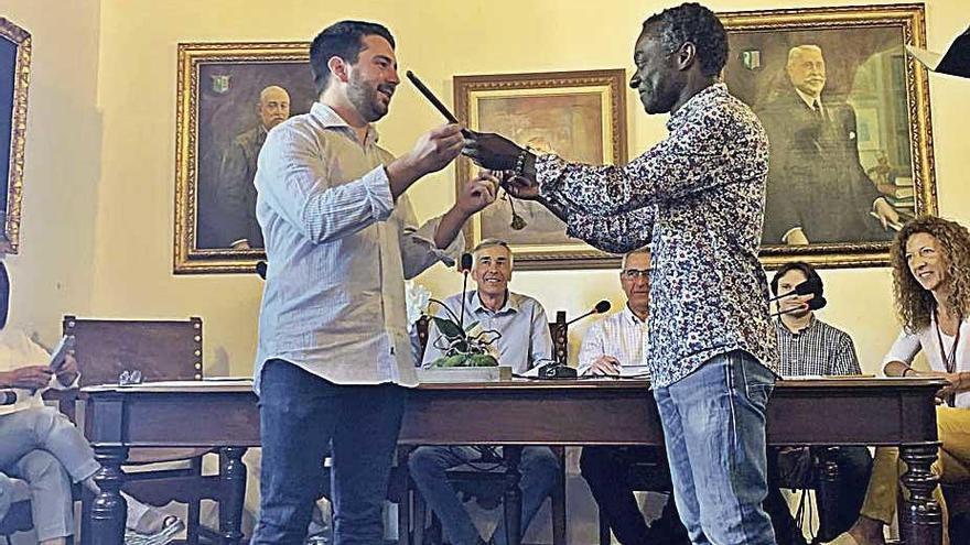 Alaró: Llorenç Perelló se convierte en el alcalde más joven de Baleares