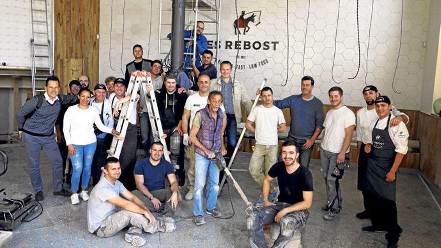 Es Rebost statt Bar Cristal: Deutscher Unternehmer will am Wochenende eröffnen
