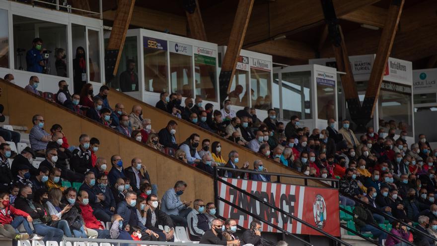 Zamora CF - Calahorra | Los socios podrán adquirir entradas a 5 euros