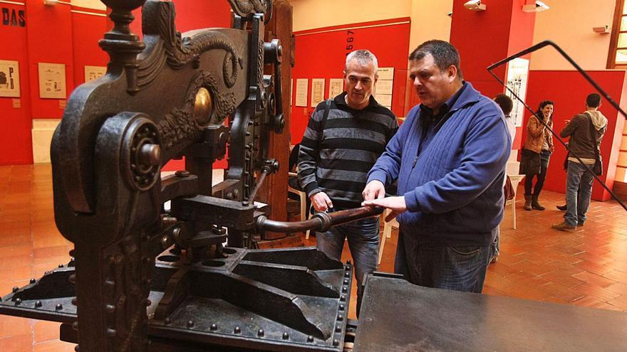 Xàtiva adquiere el valioso patrimonio de Blai Bellver para el museo de la imprenta