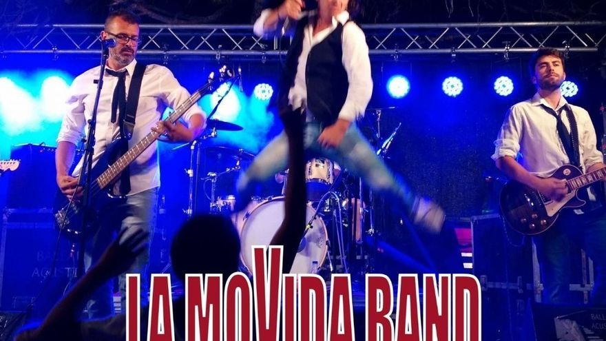 La Movida Band (Tributo a La Movida)
