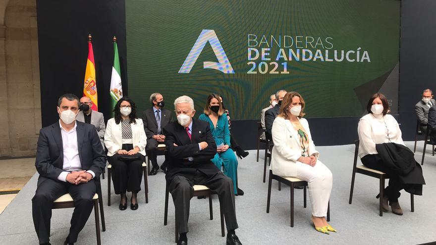Las Banderas de Andalucía premian el esfuerzo y la innovación en tiempos de Covid-19