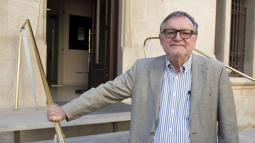 Jordi Ludevid presenta dilluns que ve a Manresa l'assaig «Una ciudad de profesiones»