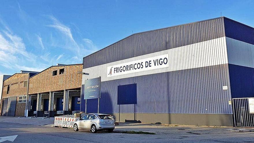 Frivigo invierte casi 3 millones en ampliar el frigorífico de Bouzas y la zona de elaborados