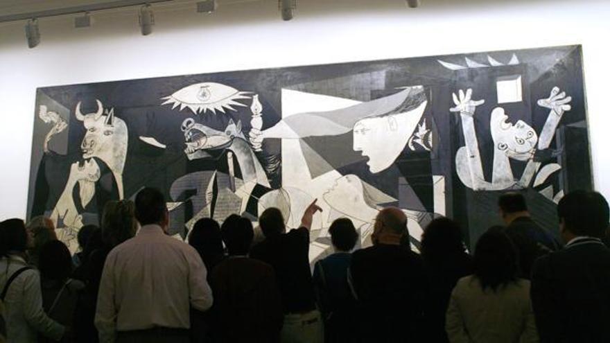 El Guernica: un «hasta luego» a las multitudes
