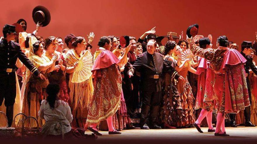 """Nova sessió de Liceu a la fresa a La Cate de Figueres amb """"Carmen"""", de Bizet"""