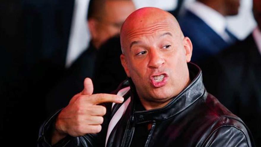 Vin Diesel volverá a protagonizar 'xXx'