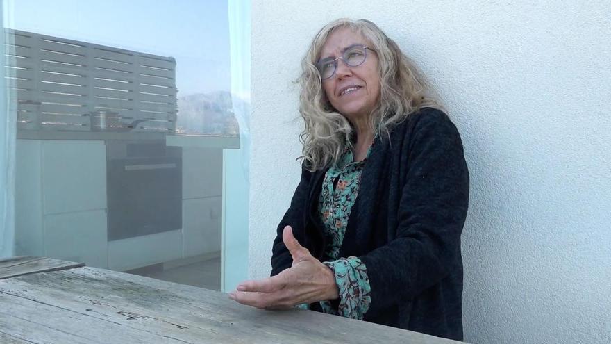 """Maria Antònia Carbonero: """"Hay que transmitir esperanza en el futuro para que no surjan radicalismos"""""""