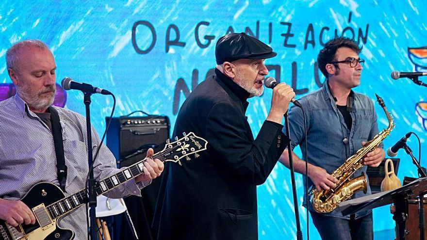 """La banda viguesa Os Resentidos vuelve 30 años después con """"Organización Nautilus"""""""