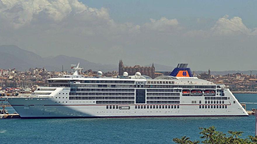 El puerto prevé aumentar escalas de cruceros en septiembre