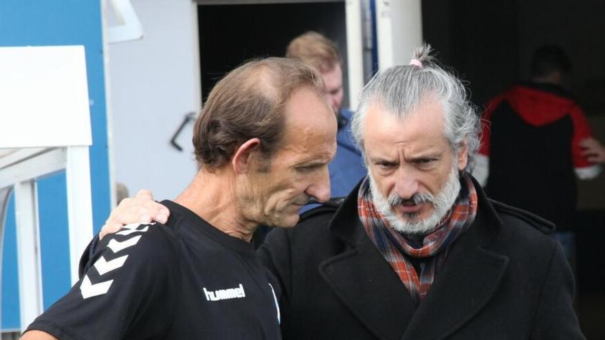 El hijo de Quique Pina gestionará el Lorca FC