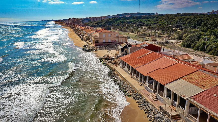 El cambio climático hará más violentos los temporales en la costa de la provincia