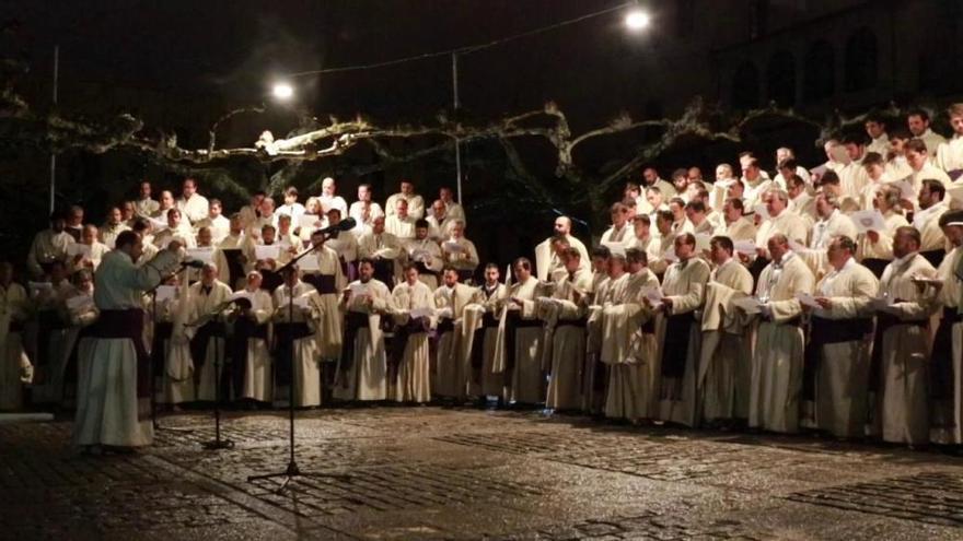 Semana Santa en Zamora 2018: Miserere del Yacente
