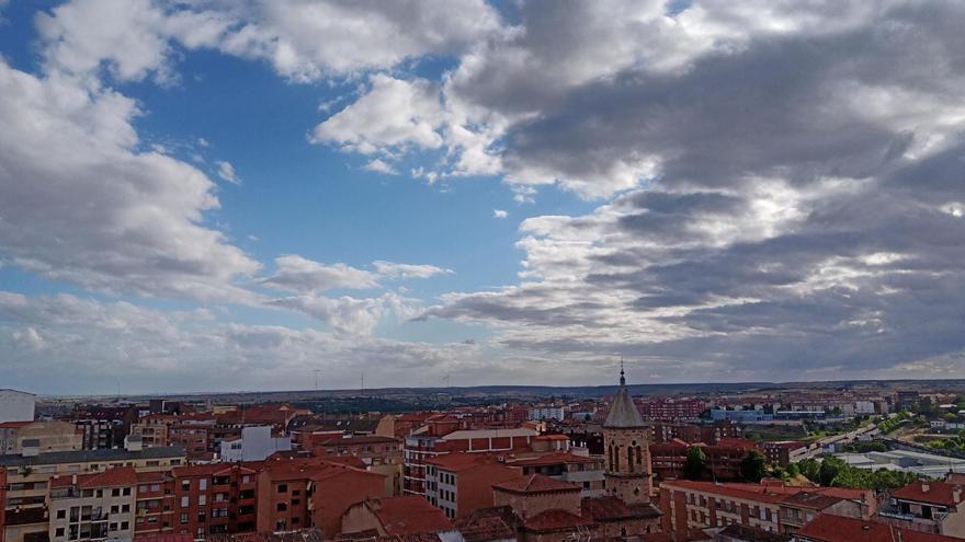 El tiempo en Zamora hoy, lunes | Lluvias mañaneras y tímido sol vespertino