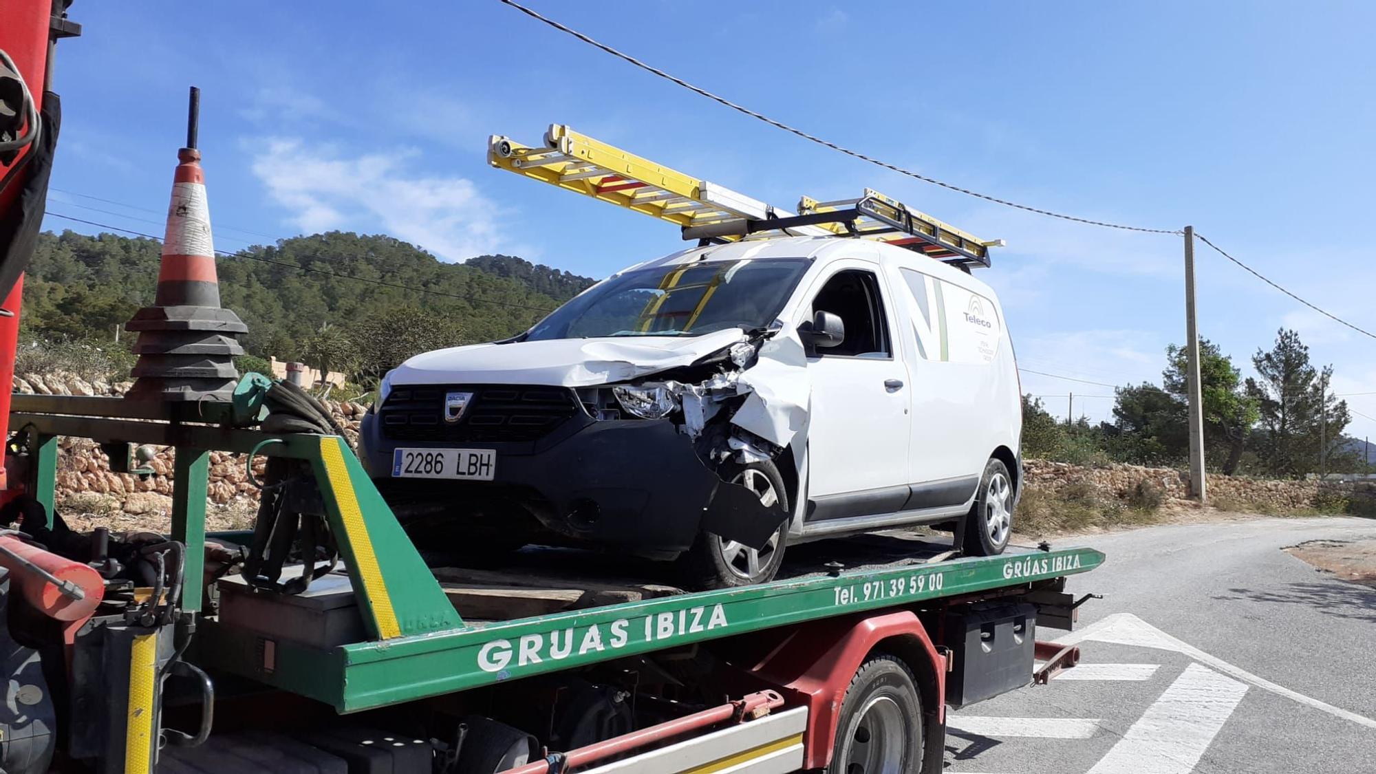 Accidente Sant Jordi