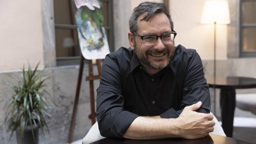 Daryl Gregory: el novelista que ama a sus niños mutantes