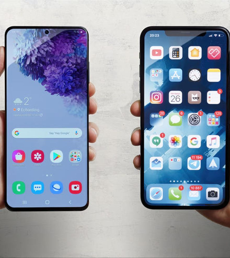 Los móviles Android pierden el doble de valor que los iPhone al año de la compra