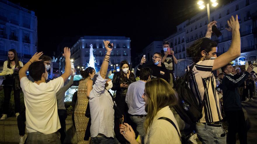 Madrid pide apoyo policial al Gobierno para controlar los botellones