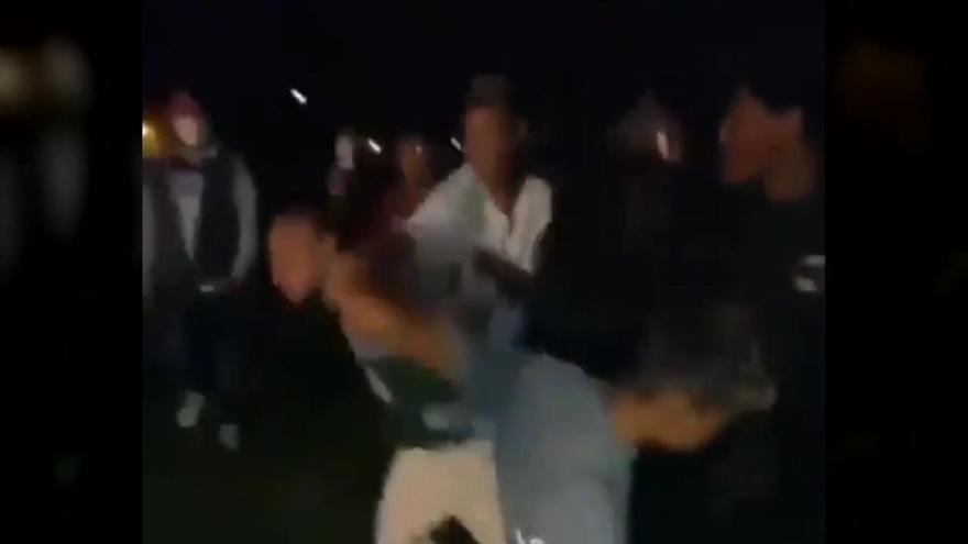 Brutal paliza a un joven en Amorebieta: el agredido sigue grave